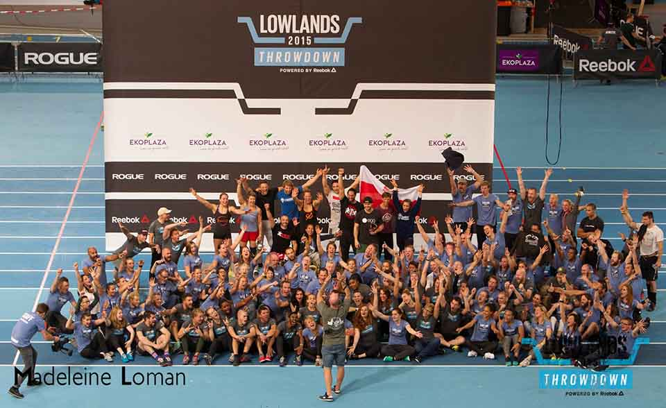 Lowlands Throwdown 2015